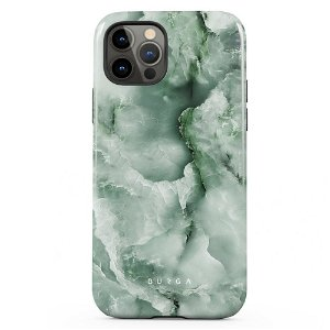 Burga iPhone 12 / 12 Pro Tough Fashion Case - Pistachio Cheesecake