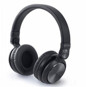 Muse M-267 Trådløse Over-ear Bluetooth Headset - Sort