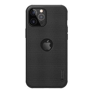iPhone 12 Pro Max Nillkin Frosted Shield Case - MagSafe Kompatibel - Sort