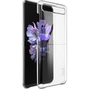 IMAK Samsung Galaxy Z Flip Gennemsigtigt Plast Cover