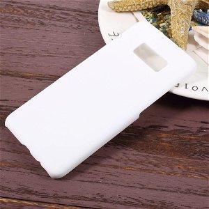 Samsung Galaxy S8 Plastik Cover Hvid