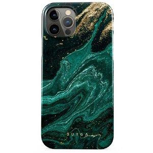 Burga iPhone 12 Pro Max Tough Fashion Case - Emerald Pool