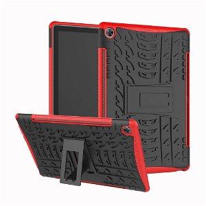 "Huawei MediaPad M5 10.8"" / M5 Pro 10.8"" Tough Case 2-in-1 Cover Rød"