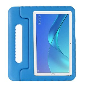 Huawei Honor Pad 5 8.0 Børne Cover - Kids Portable Stand Cover - Blå