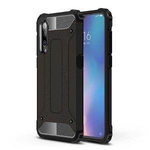 Xiaomi Mi 9 Armor Guard Håndværker Case - Sort