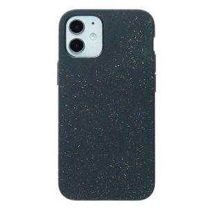 Pela Classic Miljøvenligt 100% Plantebaseret Cover Til iPhone 12 Mini - Sort