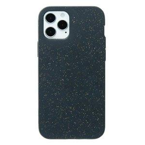Pela Classic Miljøvenligt 100% Plantebaseret Cover Til iPhone 12 Pro Max - Sort