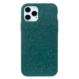 Pela Classic Miljøvenligt 100% Plantebaseret Cover Til iPhone 12 Pro Max - Grøn