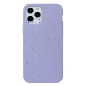 Pela Classic Miljøvenligt 100% Plantebaseret Cover Til iPhone 12 Pro Max - Lavendel