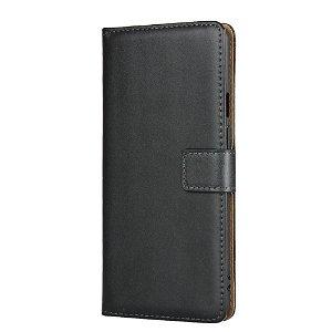 OnePlus 8 Pro Læder Cover m. Kortholder Sort