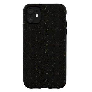 Pela Slim Miljøvenligt 100% Kompostbart Cover Til iPhone 11 - Sort