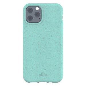 Pela Slim Miljøvenligt 100% Plantebaseret Cover Til iPhone 11 Pro - Blå