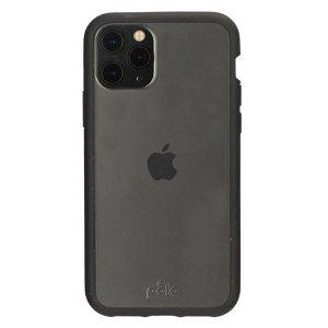 Pela Clear Miljøvenligt 100% Nedbrydeligt Cover Til iPhone 11 Pro - Sort