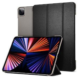iPad Pro (2021 / 2020 / 2018) - Spigen Smart Fold Cover - Sort