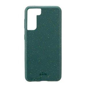 Pela Classic Miljøvenligt Cover Til Samsung Galaxy S21 - Grøn
