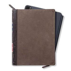 "iPad Pro 11"" (2020) Twelve South BookBook Case Ægte Læder - Brun"