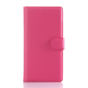 Card Etui Sony Xperia Z5 Cover - Pink