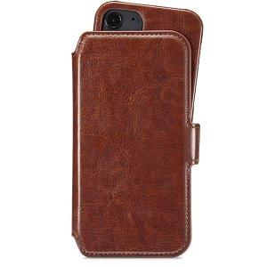 Holdit iPhone 12 Mini Wallet Magnet Case - Berlin Brun