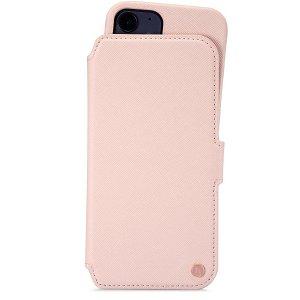 Holdit iPhone 12 / 12 Pro Wallet Magnet Case - Stockholm Pink