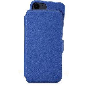 Holdit iPhone 12 / 12 Pro Wallet Magnet Case - Stockholm Royal Blue