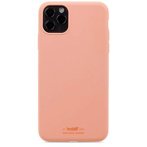 Holdit iPhone 11 Pro Max Soft Touch Silikone Cover - Blush Pink