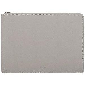 "Holdit Læder Laptop Case 13.3"" - Grå"