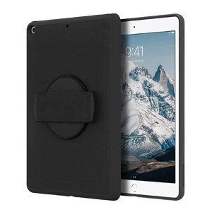 """iPad 10.2"""" (2021 / 2020 / 2019) Griffin AirStrap Rotating Case - Sort"""