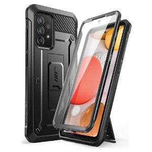 Samsung Galaxy A72 (4G / 5G) SUPCASE Unicorn Beetle Pro Cover - Inkl. Skærmbeskyttelse - Sort