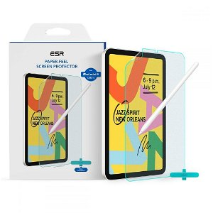 ESR iPad Mini (2021) Paper Feel Skærmfilm - Gennemsigtig