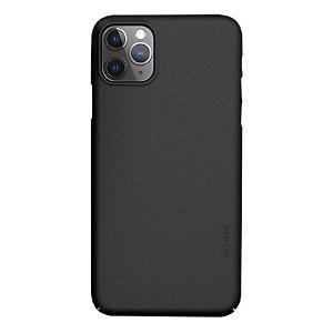 Nudient Thin Case V3 iPhone 11 Pro Bagside Cover - Ink Black