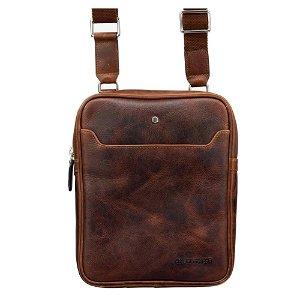 dbramante1928 Frigg Sling Bag Crossbody - Chestnut