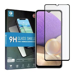 Samsung Galaxy A32 (5G) MOCOLO Skærmbeskyttelse Full Fit m. Sort Ramme