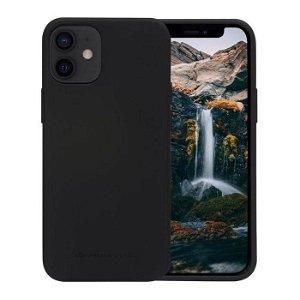 dbramante1928 iPhone 12 / 12 Pro Greenland Bagside Cover - 100% Genbrugt Plastik - Sort