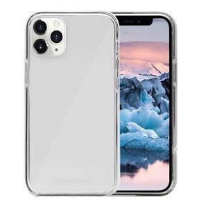 dbramante1928 iPhone 12 / 12 Pro Iceland Bagside Cover - 100% Genbrugt Plastik - Gennemsigtig