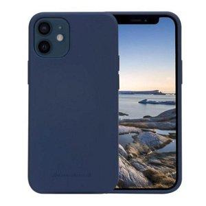 dbramante1928 iPhone 12 / 12 Pro Greenland Bagside Cover - 100% Genbrugt Plastik - Blå