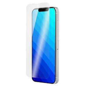 QDOS iPhone 13 Mini OptiGuard Glass Skærmbeskyttelse - Case Friendly - Gennemsigtig