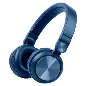 Muse M-276 Trådløse Bluetooth On-Ear Hovedtelefoner - Blå