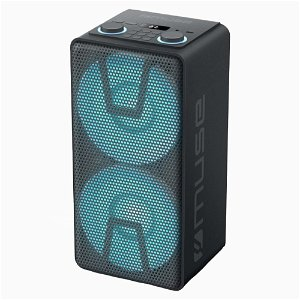 MUSE  Bluetooth DJ M-1805 Partybox Højttaler 150W - Sort