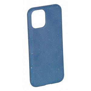 Vivanco Go Green iPhone 11 Cover - 100% Miljøvenligt & Kompost Venligt - Blå
