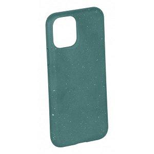 Vivanco Go Green iPhone 11 Cover - 100% Miljøvenligt & Kompost Venligt - Grøn