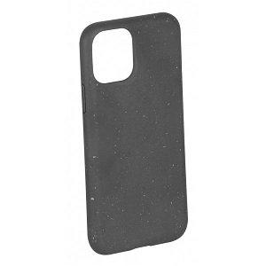 Vivanco Go Green iPhone 11 Cover - 100% Miljøvenligt & Kompost Venligt - Sort