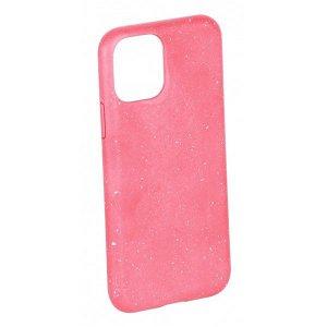 Vivanco Go Green iPhone 11 Pro Cover - 100% Miljøvenligt & Kompost Venligt - Lyserød