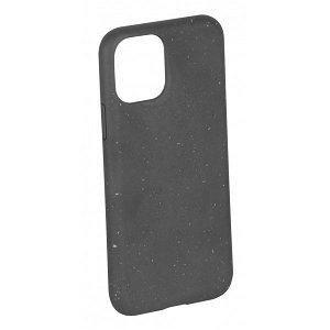 Vivanco Go Green iPhone 11 Pro Cover - 100% Miljøvenligt & Kompost Venligt - Sort