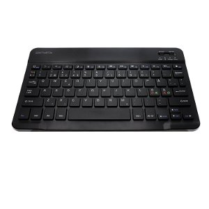 4SMARTS DailyBiz Bluetooth Universal Android Tastatur m. Dansk Layout - Sort