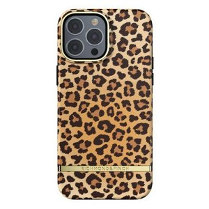 Richmond & Finch iPhone 13 Pro Max Freedom Cover - Soft Leopard