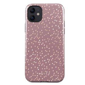 Burga iPhone 12 Mini Tough Fashion Case - Hot Cocoa