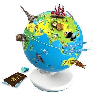 Shifu Orboot AR Globus - engelsk læringslegetøj 6+ - Jorden