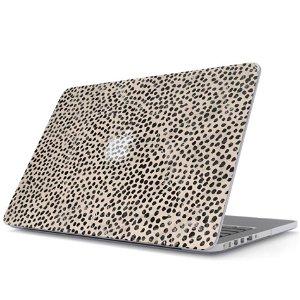 """Burga Macbook Air 13"""" Fashion Cover - Almond Latte"""