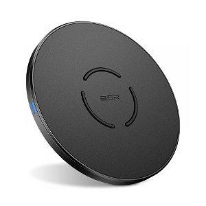 ESR Wireless Charger Pad 15W - Trådløs Qi Oplader - Black