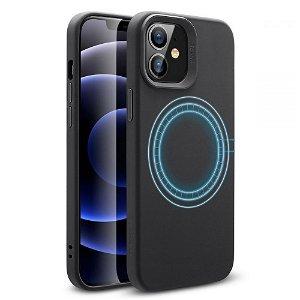 iPhone 12 Mini ESR Cloud HaloLock MagSafe Cover - Sort
